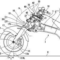 Los asistentes de dirección podrían llegar a las motos según esta patente de Honda