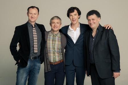 Creadores Protagonistas Sherlock