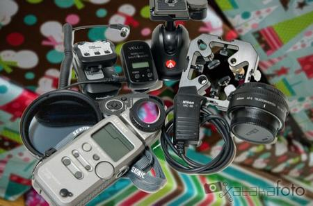 13 accesorios para fotógrafos perfectos para regalar, o regalarte, esta Navidad