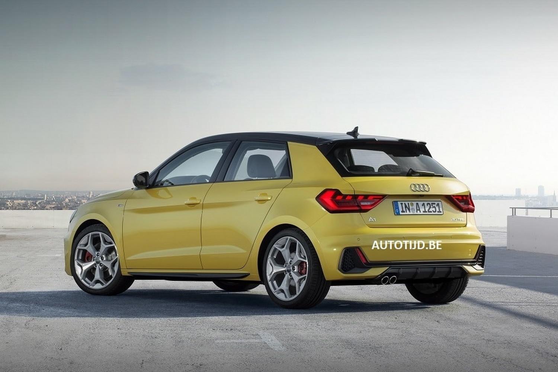 Foto de Audi A1 2019 (filtraciones) (9/15)