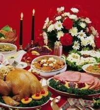 Conservar las sobras de las comidas navideñas