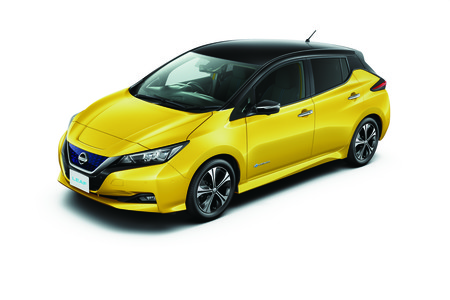 Nissan Leaf 2018 505