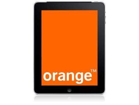 Orange venderá el iPad subvencionado en el Reino Unido