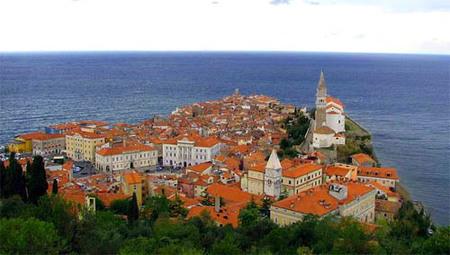 Diez destinos de playa en Europa del este