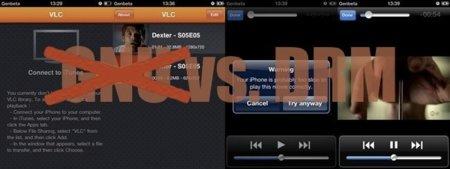 VLC Media Player finalmente retirado de la App Store