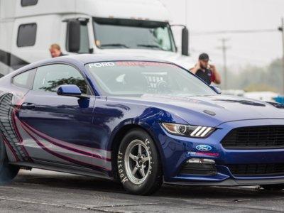 2016 Ford Cobra Jet Mustang: una bestia de 8 segundos en el 1/4 de milla