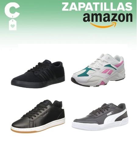 Chollos en tallas sueltas de zapatillas Reebok, Adidas o Puma por menos de 30 euros en Amazon