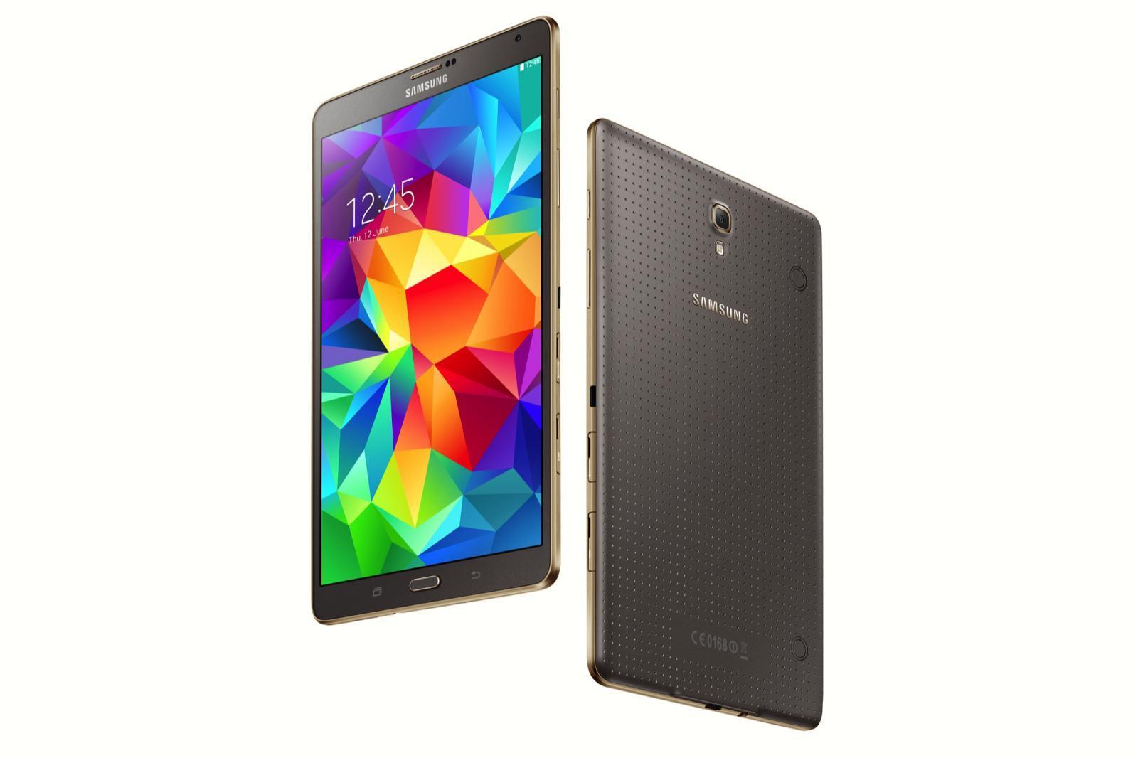 Foto de Samsung Galaxy Tab S 8.4 (22/25)