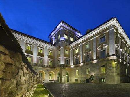 Hoteles históricos Roma