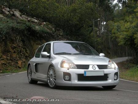 Renault Clio V6 Fase II