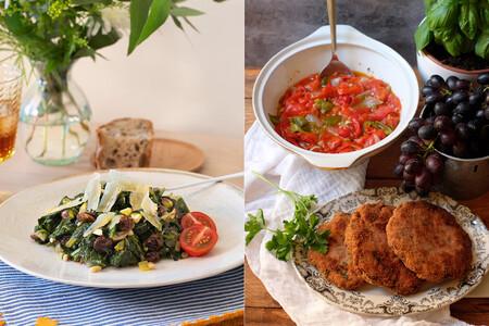 13 recetas fáciles para solucionar la cena en el paseo por la gastronomía de la red