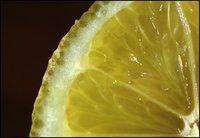 ¿Sabes cuánto pesa un limón?