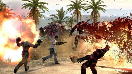 Y llega la polémica. El 'Serious Sam 3: BFE' de XBLA llegará en dos partes. Una con la campaña, otra con el multijugador