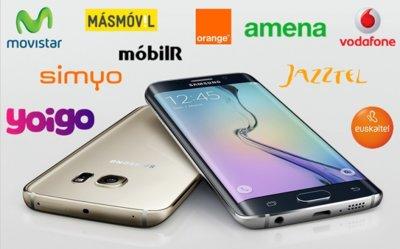 Samsung Galaxy S6 y S6 edge ya están presentes en 10 operadores. Comparamos sus precios a plazos