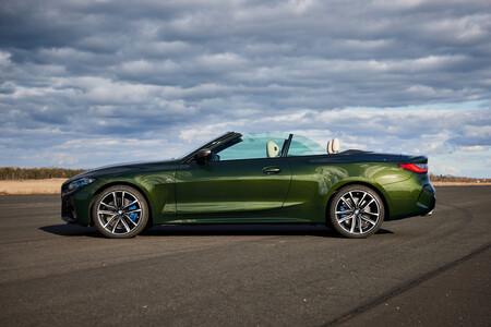 BMW Serie 4 Cabrio descapotado