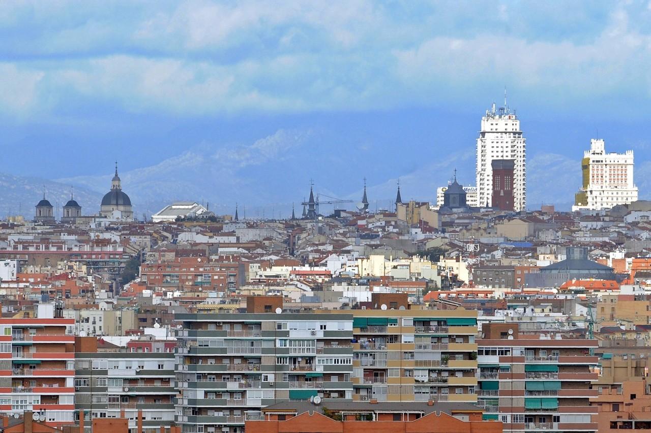 d9ba6e81933fa Restricciones de tráfico en Madrid  Guía de supervivencia del conductor  contaminado