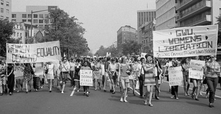 Marcha Mujeres 1970