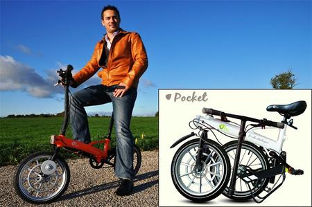 V'lec Pocket: otra alternativa eléctrica para los amantes del ciclismo portátil