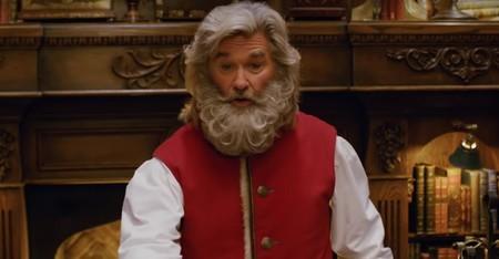 El tráiler de 'Crónicas de Navidad' convierte a Kurt Russell en un peculiar Santa Claus para Netflix