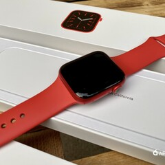 Foto 21 de 26 de la galería apple-watch-series-6-product-red en Applesfera