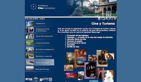 Descubre una Andalucía de cine con Andalucia Film Comission