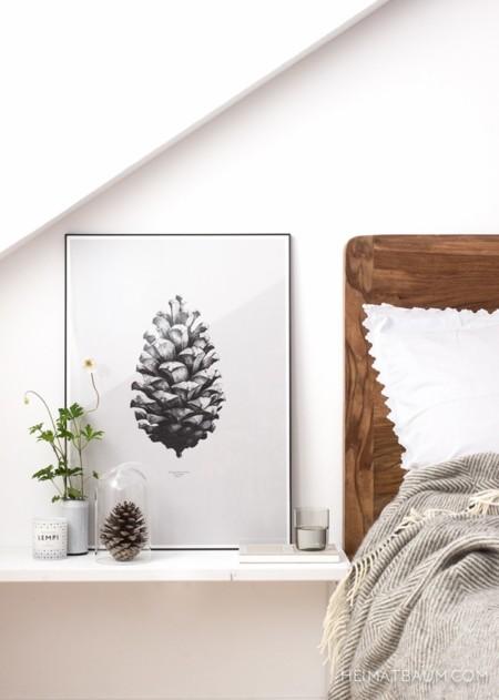 Heimatbaum White Bedroom