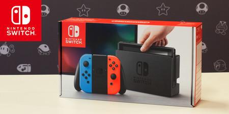 Consola Nintendo Switch rebajada en Worten: 289 euros y envío gratis