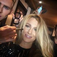 Blake Lively enloquece a sus fans con su peinado para San Valentín