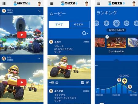 Mario Kart TV App Nintendo
