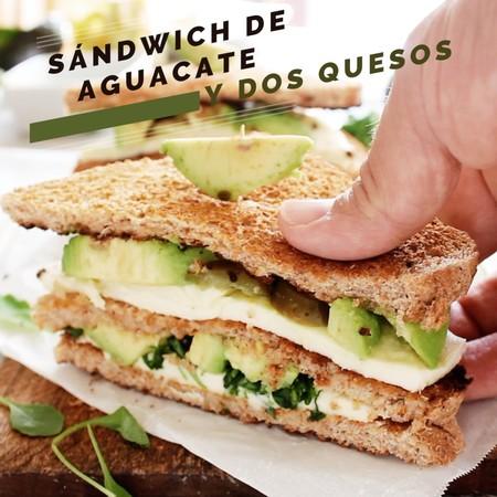 Sandwich De Acguacate
