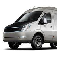 El grafeno será un gran salto en la fabricación de coches eléctricos, y estas furgonetas son una buena muestra