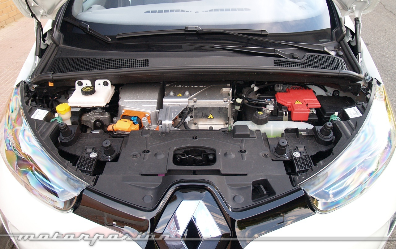 Foto de Reto de autonomía eléctrica en un Renault ZOE (13/18)