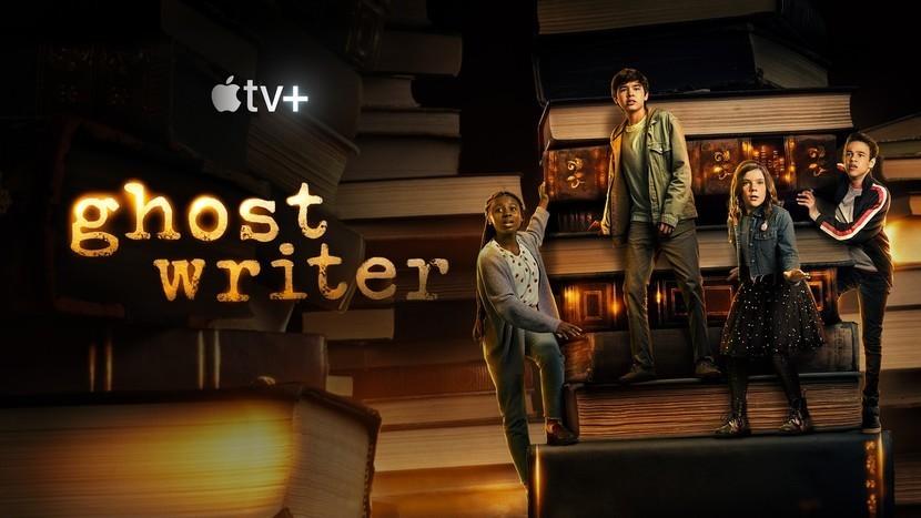 Apple comparte un vídeo con detalles de la realización de la serie 'Ghostwriter' de Apple TV +