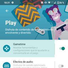 Foto 13 de 25 de la galería android-11-moto-app-launcher en Xataka Móvil