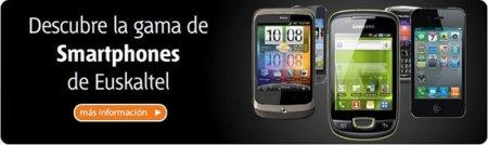 smartphones euskaltel