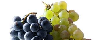 Uvas: una sabrosa fuente de potasio
