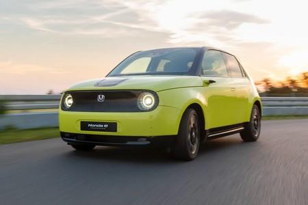 El carismático Honda e será un tracción trasera de 150 hp y 200 km de autonomía