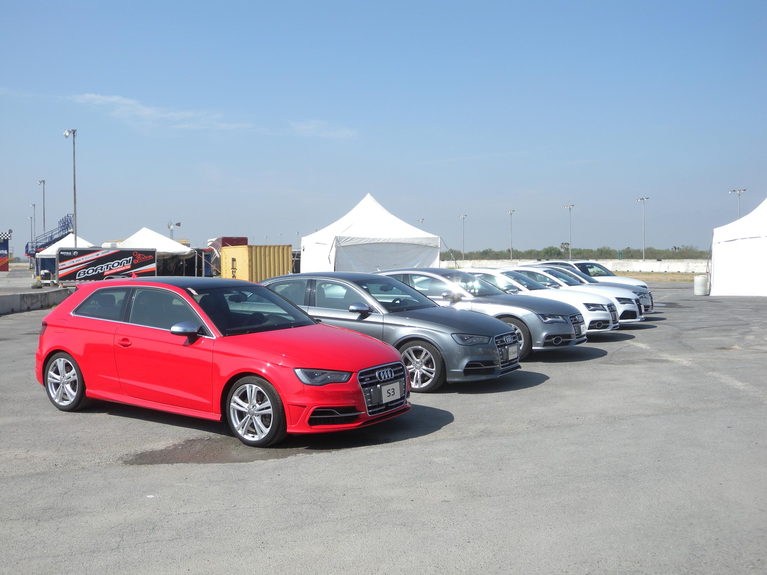 Foto de Audi Driving Experience (1/9)