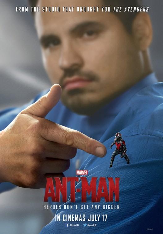Foto de 'Ant-Man', últimos carteles (10/11)