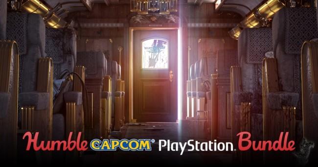 Humble Bundle Capcom
