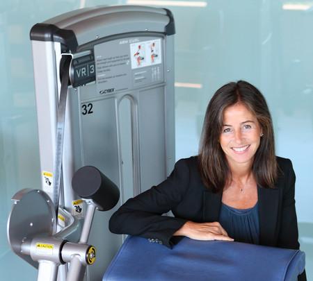 María Arrizabalaga, responsable de marketing de Reebok Sport Club