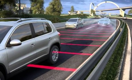 Volkswagen Traffic Jam Assist