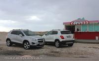 Chevrolet Trax, presentación y prueba en Croacia (parte 2)