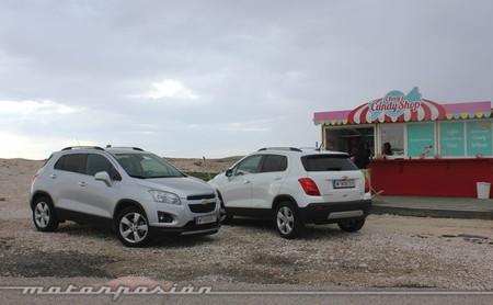 Chevrolet Trax Presentacin Y Prueba En Croacia Parte 2