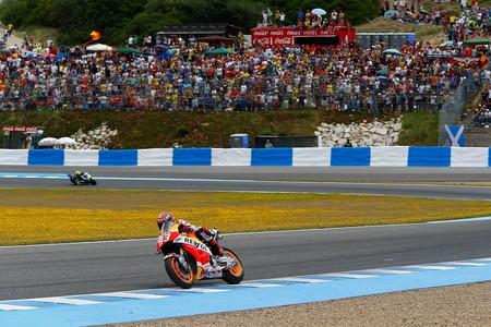 La afición de MotoGP sí responde en los circuitos con casi 20.000 espectadores más que en 2018
