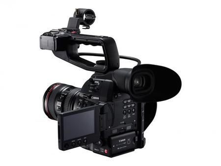 Eos C100 Mark Ii Core Lens1 Grip Handle 180 Bcl