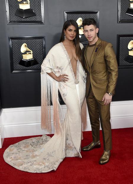 Priyanka Chopra Y Nick Jonas Premios Grammy 2020