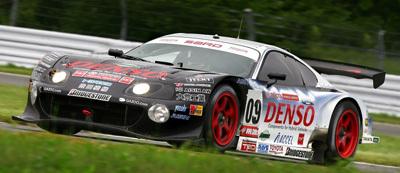 El Toyota Supra HV-R Híbrido galardonado con el Race Engine of the Year