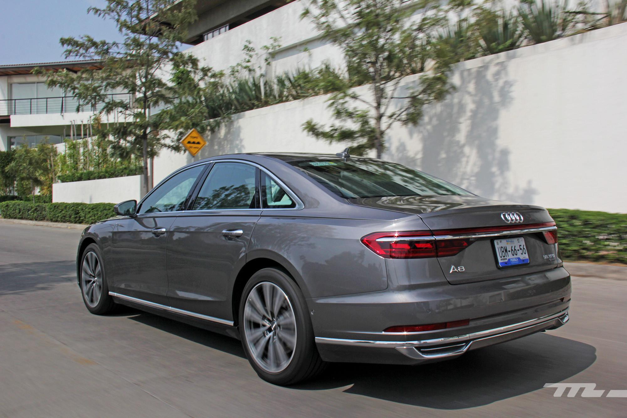 Foto de Audi A8 55 TFSI (20/22)