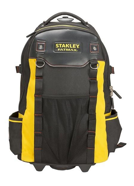 Oferta flash en la mochila con ruedas Stanley 1-79-215 FatMax: hasta medianoche cuesta 44,95 euros en Amazon